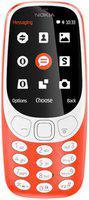Nokia 3310 Dual SIM- Warm Red (2017)