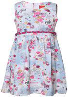 Tales & Stories Girls Princess Print Dress
