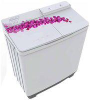 Mitashi 8.5 Kg Semi automatic top load Washing machine - MISAWM85V15 , White