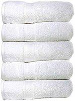 Shopping Store Cotton Bath Towels-5 pcs