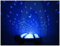 IBS Night Stars Sky Constellations Led Child 49 Sleeping Projector Night Lamp (9 cm;Multicolor)
