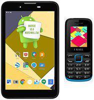 I Kall IK2 & K11 17.78 cm (7 inch) Tablet ( 8 GB , Blue )