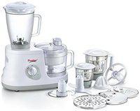 Prestige 41407 600 w Food Processor ( White )