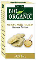 Indus Valley BIO Believe-in-Organic Multani Mitti Powder (Fine Powder for Ubtan) ( 200 Grams)