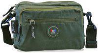 my pac ViVaa Polyester Sling bag Khaki C11542-2