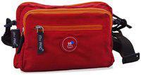 My Pac Db Unisex Sling Bag Red C11542-3