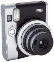 Fujifilm Instax mini 90 neo classic Instax mini 90 neo classic 0.6 mp Instant Camera ( Silver )