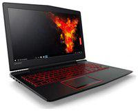 Lenovo 80WK00R1IN (Core i7 (7th Gen)/8 GB/1 TB/128 GB SSD/Windows 10/39.62 cm (15.6)) (Black)