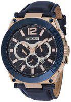 Police Men's Chronograph Watch - PL14696JSRBL03J