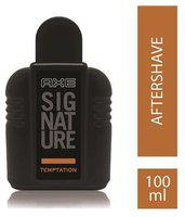 Axe Signature Dark Temptation After Shave Lotion 100 ml