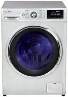 Lloyd 7.5 Kg Fully automatic front load Washing machine - LWMF75S , White