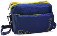 mypac-ViVaa Polyester Crossbody ipad,Camera,travel Sling bag, Blue C11584-5