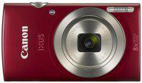 Canon Ixus 185 20 Mp Point & Shoot Camera ( Red )