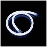 Carsaaz Flexible 30cm Bike Headlight Neon Light/Tube for Suzuki Access 125 Scooty - White