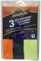 Armorall Micro Fiber Cloth 30X40 - pack of 3