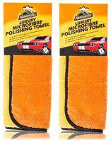 Armorall Luxury Micro Fiber Polishing Towel - pack of 2