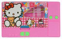 ASERA Hello Kitty Character Window Jumbo Pencil Box Bithday Return Gift for Kids