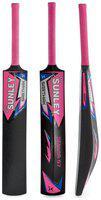 Sunley sarthak Hard Plastic Full Size Alloy Cricket Bat Short Handle