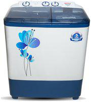 INTEX 6.2 Kg Semi automatic top load Washing machine - WM SA62 DB , Dark blue