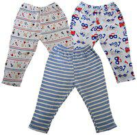 MAGIC TRAIN Unisex Cotton Solid Capri - Multi