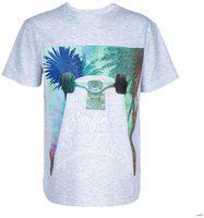 SUPERYOUNG Boy Cotton blend Printed T-shirt - White
