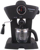 Morphy Richards Fresco 4 Cups Espresso Maker (Black)