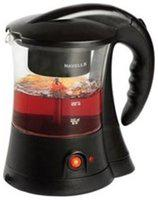 Havells Crystal 6 Cups Tea/Coffee Maker (Black)