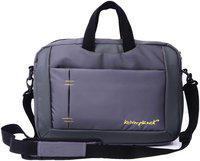 Kelvin Planck Grey Polyester Sling bag