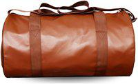 Sector Z Synthetic Men Gym bag - Brown