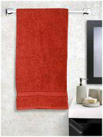Bombay Dyeing Coral Vine Red Medium Bath Towel 1 PC