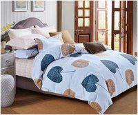 Single Bedsheet with Pillow (4 Pcs Set 2 Engage Single Bedsheet with 2 pillow Covers)