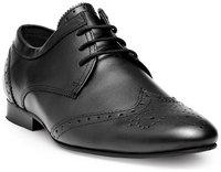 Hats Off Accessories Men Black Formal Shoes
