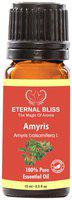 Eternal Bliss Amyris Essential Oil - Pure Natural & Undiluted For Skin Care & Hair Care(15 ml)