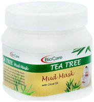 Bio Care Tea Tree Mud Mask (500 ml)