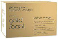 Aroma Magic Gold Facial Kit All Skin Types Especially dull wheatish complexion