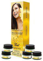 Richfeel Gold Facial Kit 5x50 g