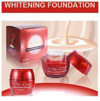 Me-On Flawless Whitening Foundation (Vitamin E) (50g)