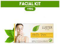 LUSTER D-Tan Soul Radiance Facial Kit (115g)