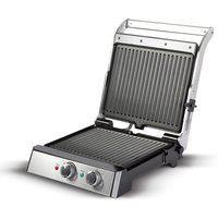 Havells Toastino 4 Slice Grill & BBQ with Timer 2000-Watt Sandwich Toaster (Black)