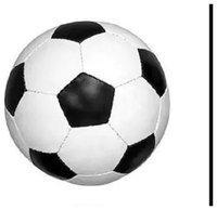 OMS BRUGGER BLACK / WITHE FOOTBALL (PACK OF 1)