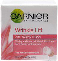 Garnier Wrinkle Lift Anti Agening Cream 40 gm
