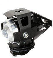 STAR SHINE U5 LED Fog Light Bike Driving U5 Fog Light Spotlight;High/Low Beam;(Pack of 1)