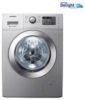 Samsung 6 Kg Fully automatic front load Washing machine - WF602B2BHSD , Silver