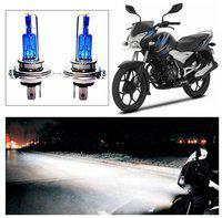 STAR SHINE Bike Double Xenon Cyt HeadLight For Yamaha Fazer-Set of 1