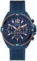 Guess W1168G4 Blue Dial Chronograph Men's Watch