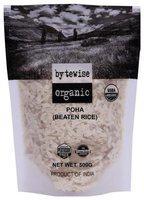 Bytewise organic Poha 500gm (Pack of 1)