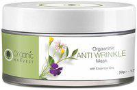 Organic Harvest Face Mask - Anti Wrinkle 50 gm