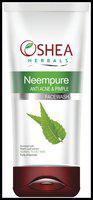 Oshea Herbals Neempure Anti Acne & Pimple Face Wash 120 g