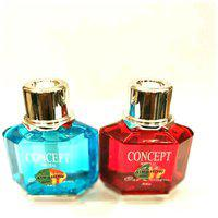 Air show Concept Car Perfume Red & Blue (Pack of 2)