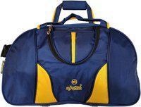 Alpha Nemesis Polyester Men Duffle Bag - Blue